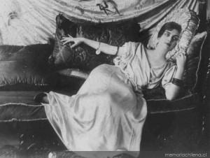 Teresa Wilms Montt (1893-1921)