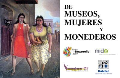 De museos, mujeres y monederos.